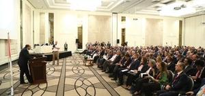 Rektör Çakar, İslam Ülkeleri Rektörler Forumuna katıldı