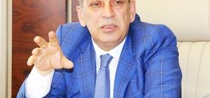"""Başkan Karamercan: """"Vergi ve prim borçları ödemesini ihmal etmeyin"""""""