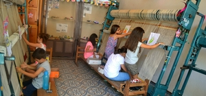 Salihli'de yaz kurslarına yoğun ilgi