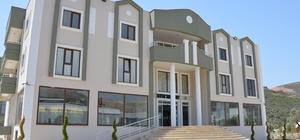 Milas Ziraat Odası yeni hizmet binasına kavuşuyor