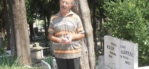 Kazım Baykal mezarı başında anıldı