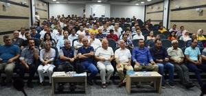 TANAP proje ve destekleri Biga TSO'da anlatıldı