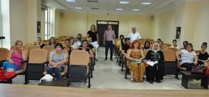 Didim'de her ay 25 kişiye uygulamalı girişimcilik eğitimi veriliyor