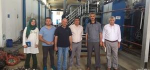 Belediye Başkanı Mehmed Ali Saraoğlu'ndan teknik inceleme gezisi