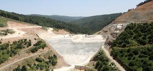 Akçay Barajı basına tanıtıldı