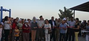 Şehit Astsubay Emrah Ünalan Parkı hizmete açıldı