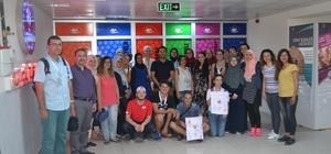Yabancı öğrencileri Gençlik Merkezinde el sanatları ile ilgili çeşitli kurslar alacak