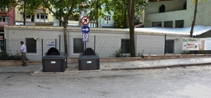 İzmit Belediyesi'nden konteyner açıklaması