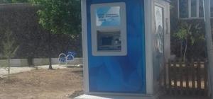 Çaldıran'da özel bankalar ATM kuruyor