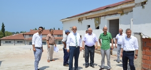 Bursa'nın örnek huzur evi İznik'te