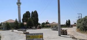 Ereğli'de fen işleri ekipleri şehrin her yerinde