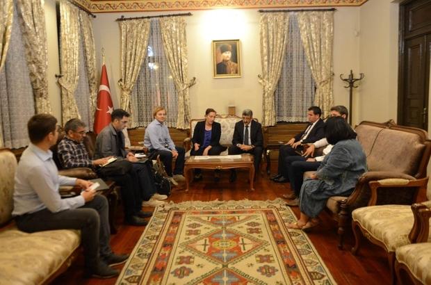 Ardahan'da Turizmi Geliştirme toplantısı yapıldı