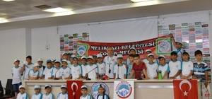 Melikgazi Belediyesi yaz okulu öğrencileri için spor gezisi düzenlendi