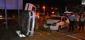 Dalaman'da trafik kazası; 6 yaralı