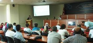 Van'da 'Tüketici Hakları Bölgesel Eğitim' toplantısı
