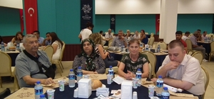 Aydın'da engelliler dayanışma etkinliğinde bir araya geldi