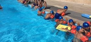 Kartepe yaz spor okulları yoğun katılımla devam ediyor