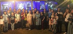 32 yıllık öğretmen arkadaşlarına veda etkinliği düzenlediler