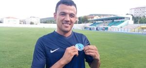 Kütahyaspor'un yeni transferi Tursanli Rustamav: Kütahya'ya şampiyonluk için geldim