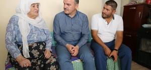 Pamukkale Belediyesi 200 ailenin yüzünü güldürdü