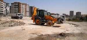 Karaköprü'de yollar revize ediliyor