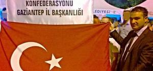 Gençlik Konfederasyonu Şehitkamil İlçe Başkanı hayatını kaybetti