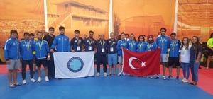 Uludağ Üniversitesi spor takımları başarıya doymuyor
