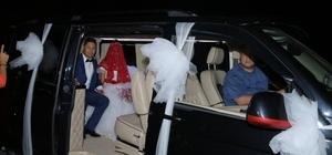 Başkan Ceylan, şehidin kardeşine makam aracını tahsis etti