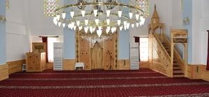 Büyükşehir Müşküle Camii'ni yeniledi