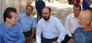 Meclis Üyesi Kara, Başkan Kurt'u Hamamyolu'na davet etti