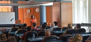 AYTO Akademi'de proje eğitimleri gerçekleştirildi