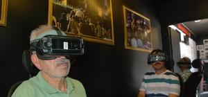 360 derece sanal gerçeklik darbe tırı Tokat'ta