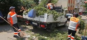 Ataşehir Belediyesi'nde yağış seferberliği