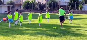 Salihli'de 8 ayrı branşta yaz spor okulu