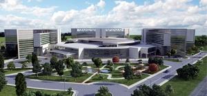 Denizli Şehir Hastanesi bin 200 yataklı olacak