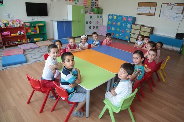 Ana sınıfı öğrencilerine dini değerler eğitimi
