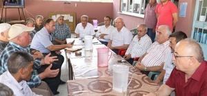 Büyükşehir Saruhanlı'daki 13 mahallenin girişlerini yenileyecek