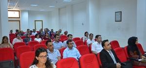 MADEM'den TÜİK personeline seminer