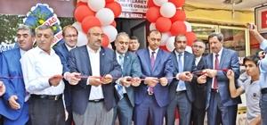 Elazığ TSO Kovancılar temsilciliği açıldı
