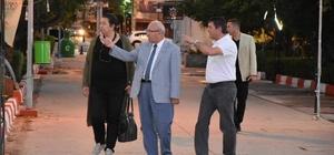 Başkan Kadir Albayrak Şarköy'de incelemelerde bulundu