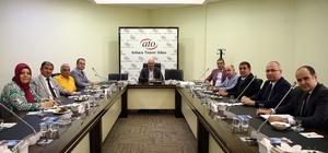 ATO 'Emlak Vergisi Masası' kurdu