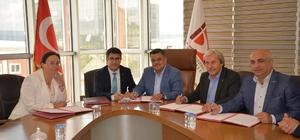 Üniversite, şehir ve öğrenciye katkı sağlayacak protokol imzalandı