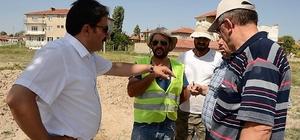 Kırka'da Maden Lisesi çalışmaları başladı