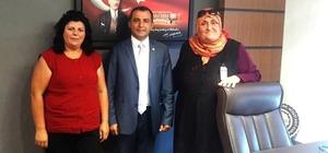 orkuteli Engelliler Derneği, Ankara'da TBMM'yi ziyaret etti
