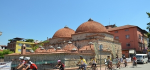 İznik'te Dünya Mirası Bisiklet Şenliği