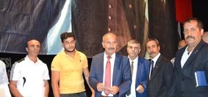 MHP Yeşilyurt ilçe kongresi yapıldı