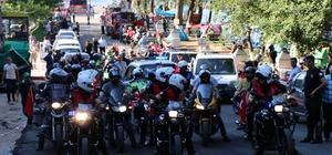 Zonguldak'ta Uluslararası Motosiklet Festivali