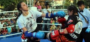 15 Temmuz şehidi adına Muay Thai Turnuvası düzenlendi