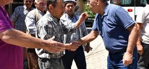 Başkan Kocaoğlu'ndan Bayındırlılara destek