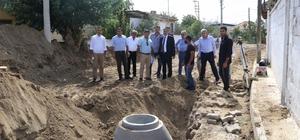 Alaşehir'de 103 kilometrelik altyapı yenilemesi